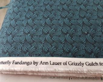 Butterfly Fandango by Ann Lauer of Grizzly Gulch for Benartex