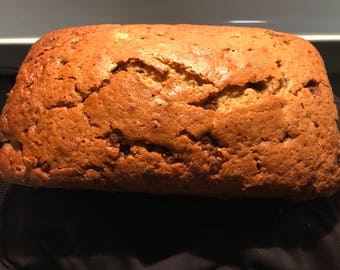 Zucchini Chocolate Chip Bread (Dry Mix Only)