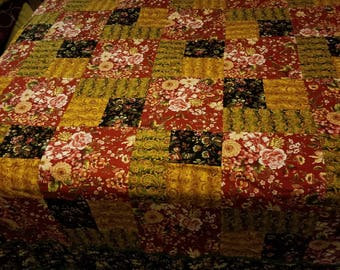 Quilt Top Unfinished King Size