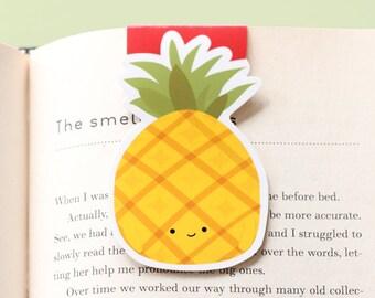 Pineapple Magnetic Bookmark (Jumbo)