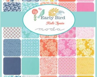 Early Bird by Kate Spain - Layer Cake