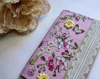 Handmade Mini-Journal
