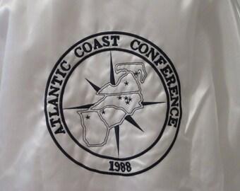 Vintage Pepsi-Cola 1988 Atlantic Coast Conference Jacket