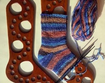 Wooden Socks Blockers, Wooden Socks Forms, Handmade Socks Blockers, Sock Stretchers, Wooden Sock Shapes, Hand Knit Socks