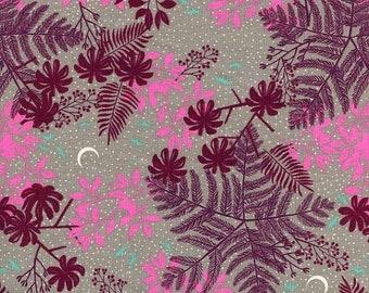 EXTRA 20 40% OFF Cotton + Steel Honeymoon Hotsprings Purple