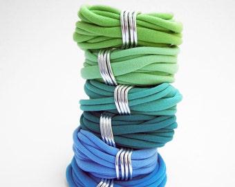 stack bracelets, soft bracelets, fabric bracelets, gifts for wife, girlfriend gifts, textile bracelets, friendship bracelet