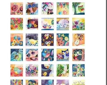 2011 1 inch Mix Digital Collage Lauren Alexander PDF