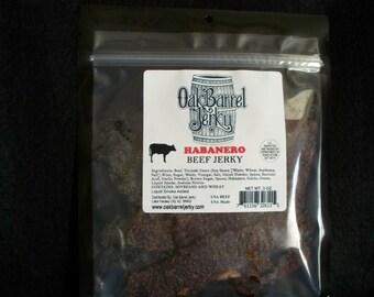 Steak Cut Habanero Beef Jerky