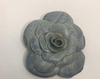 Sky Blue Rose 5