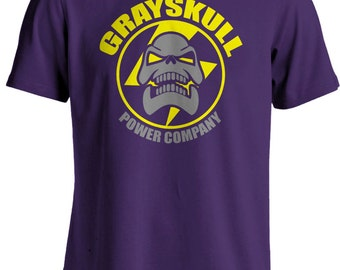 He-Man and the Masters of the Universe - Grayskull Power Company T-shirt