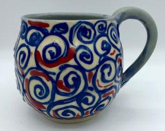 Swirly Cup