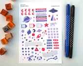 Planner Stickers | Space ...