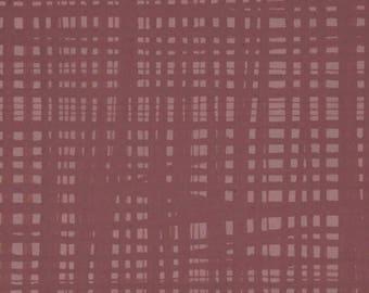 A Ghastlie Weave in Mauve by Alexander Henry Fabric Ghastly Pink