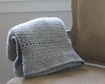 Handmade Modern Clara Lapghan Throw Baby Blanket
