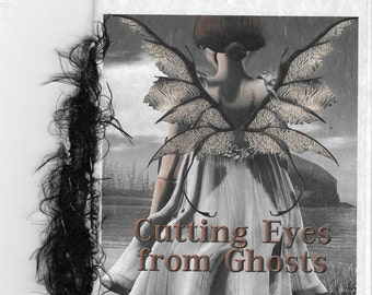 NEW! Cutting Eyes from Ghosts by Ariana D. Den Bleyker - 2017 Blood Pudding Press Poetry Chapbook - fear, black skies, death
