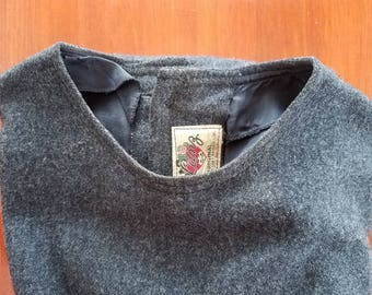 Vintage 1960s Dress Lanz Original