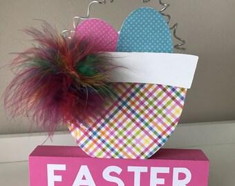 Easter Basket Decoration