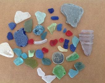 Rare beach glass Sea glass jewellery Beach glass art Mosaic supplies Bulk sea glass DIY jewellery Mosaic artwork Jewellery supplies