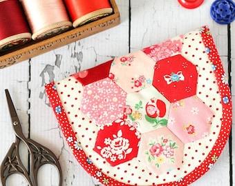 Hexie Sewing Kit PDF Sewing Pattern