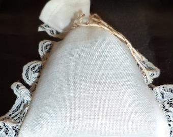 Lavender Bag Lace