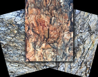 Textured Rocks Stock Photography | Nature Clip Art Photos | Southwest Backgrounds | Small Business - Commercial Use | Rock02