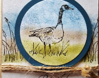 Natural Habitat Birthday Card HB15