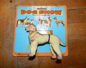 Imperial Toys, dog show, made in Hong Kong
