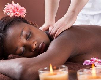 Calming Massage Oil 8 oz.
