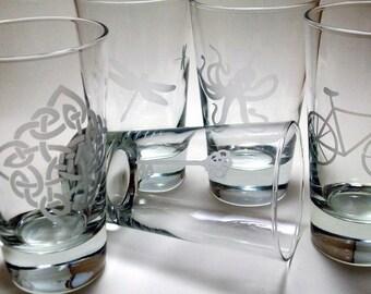 4 verres à whisky - votre choix