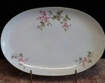 Vintage Hutschenreuther Selb. Hutschenreuther Bavarian serving platter