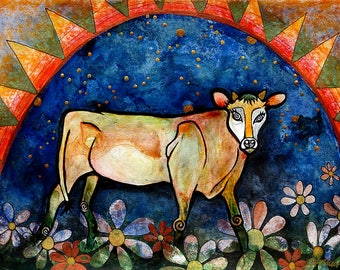 Cow Print, Cow Gifts, Dairy Cows, Kitchen Wall Decor, Best Selling Items, Top Selling Items, Animal Art, Animal Prints, Farm, Farmhouse