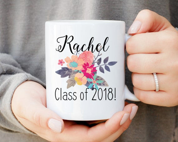 Class of 2018 Graduation Coffee Mug