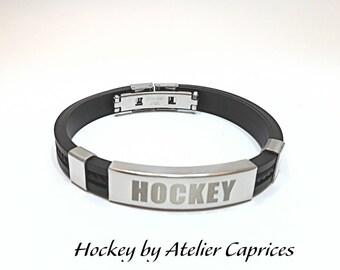Bracelet Hockey Fans