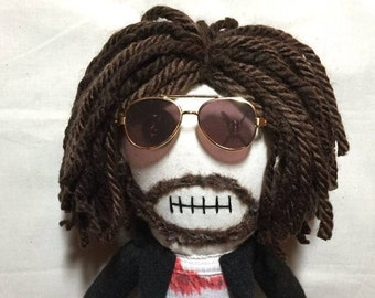 """Rocco - Inspired by Troy Duffy's """"Boondock Saints"""" - Creepy n Cute Zombie Doll (D&P)"""