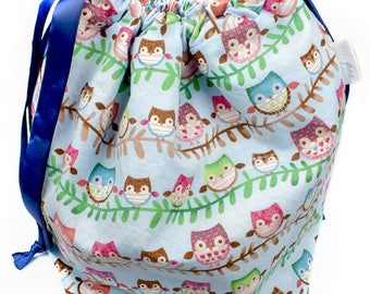 Sock Sack - Perfect Bag for Knitters