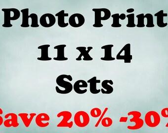 11x14 Prints, 11x14 Print Sets, Set of 11x14 Prints, 11x14 Photo Set, Save up to 30% off, Photo Sets, Choose your own set