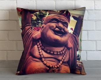 Party Buddha Pillow