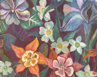 Fabric pattern Brightley, liberty of London'