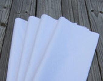 """Tissue Paper / 24 Sheets White Tissue Paper 20""""x30"""""""