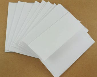 White A1 envelopes for magnets  **Add-On**