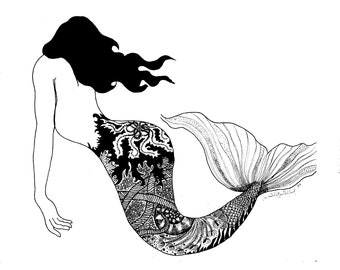 Kris Larsen: With Mermaid up a Moonberry Tree