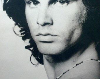 Jim Morrison 23x35 American Poet Close Up Poster 1996 The doors