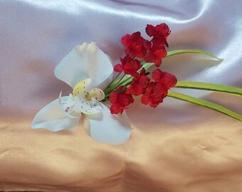 Orchid Boutonnier