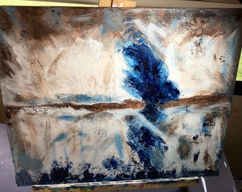 Abstract Art, Textured Abstract, Acrylic Abstract, Abstract Painting