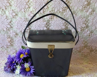 Vintage Purse, Box Purse