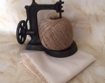 Weavers Cloth for Punch Needle- Fat Quarter