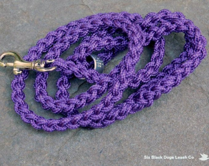 Competition Obedience Leash - Custom