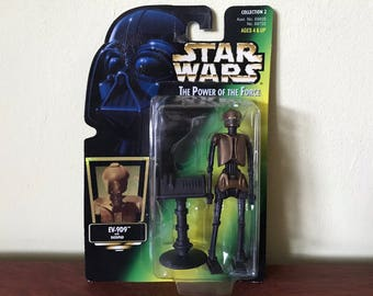 Vintage Star Wars EV-9D9 Action Figure