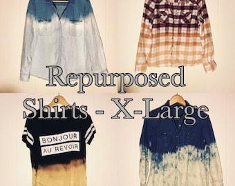 Repurposed Shirts (X-Large)