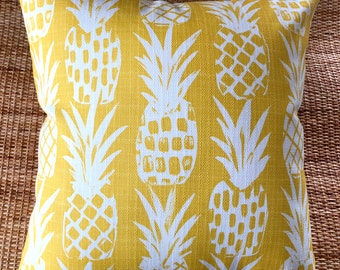 pineapple outdoor cushion cover